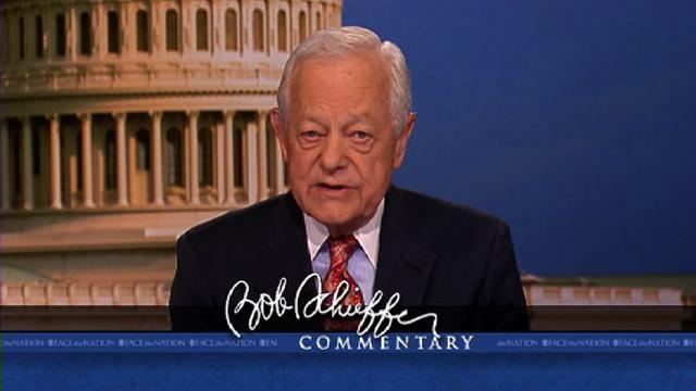 Schieffer: Decisions start at the dinner table