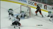 Getzlaf beats Lehtonen to extend the lead