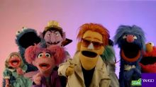 'Sesame Street' Does an Awesome Send-Up of '80s Songs