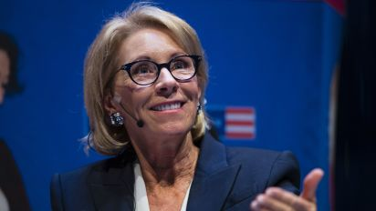 DeVos to cancel $150M in student debt after ruling