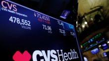 U.S. government says shutdown may slow resolution of CVS/Aetna court process