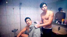 邵翔裸上身與他洗澡 先做「這件事」充血