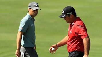 Kisner: Reed's college teammates 'all hate him'