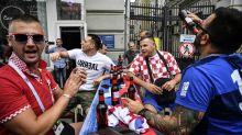 Torcida croata aposta em contra-ataque para levantar Copa