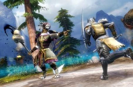 'Everything in the world is fair game': Chris Whiteside on Guild Wars 2's living world