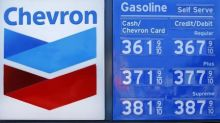 Chevron Stock Falls 6%