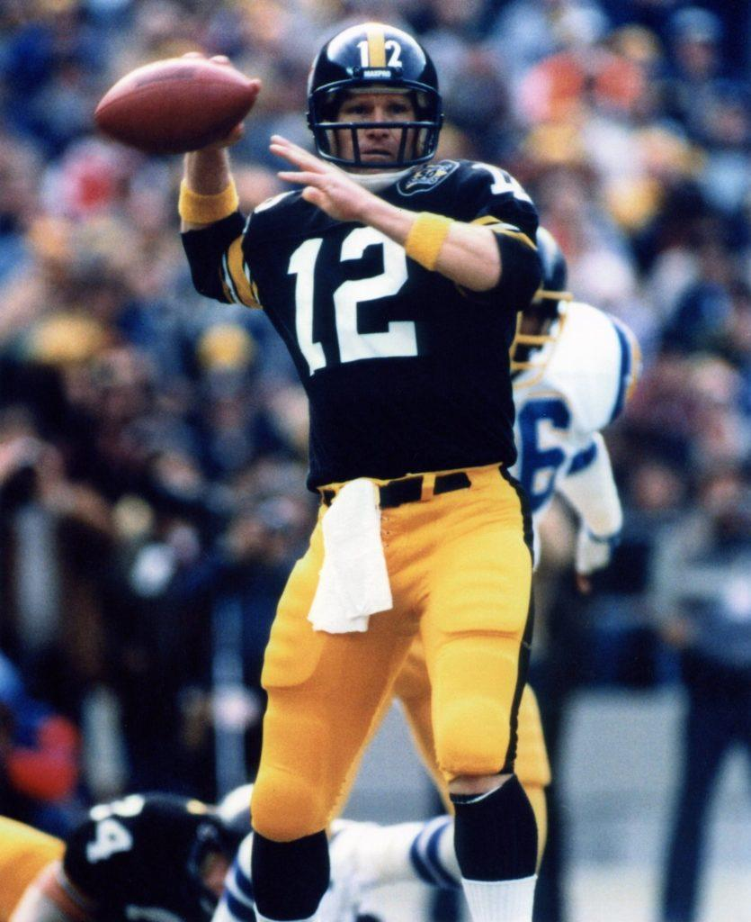 89 Best Historic Pittsburgh: Top Franchise QB In Steelers History