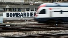 Bombardier in talks to sell business-jet unit to Textron - WSJ