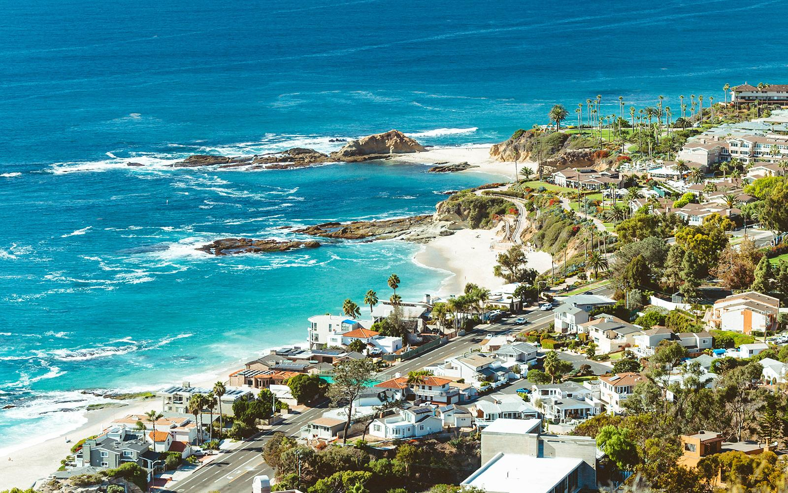 Laguna Beach: A Summer Playground for Artsy Bohemians and ...