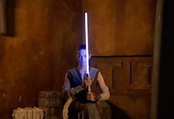 The Morning After: Disney reveals a better kind of lightsaber