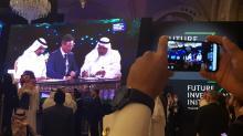 沙烏地阿拉伯砸錢買場面 用500億美元交易粉飾投資峰會