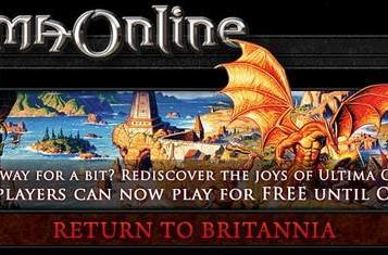 """Mythic invites former Ultima Online players to """"Return to Britannia"""""""