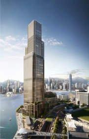 Victoria Dockside New Global Landmark Announced For Hong Kong S