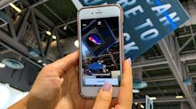 Adidas is using augmented reality to sell limited-edition sneakers