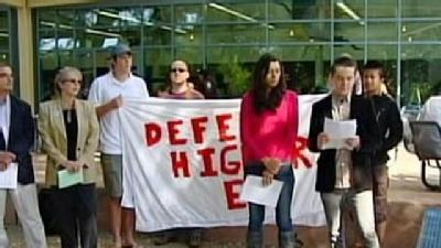 UC Davis Students Accuse Administration Of Spying
