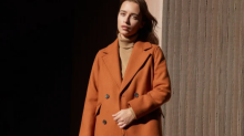 Everlane's new recycled wool overcoat will make your other coats jealous