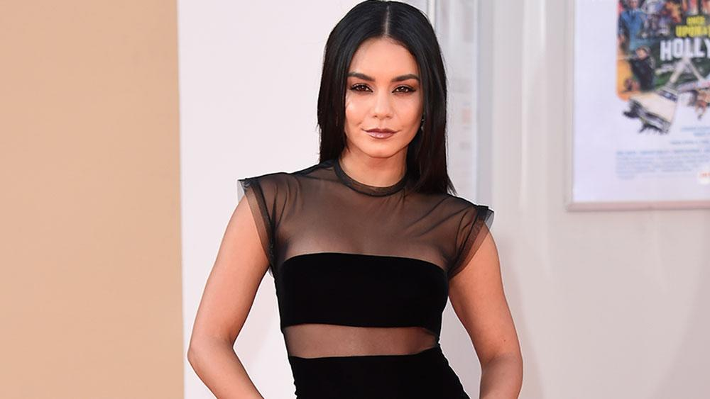 All eyes were on Vanessa Hudgens's six-pack during NYFW