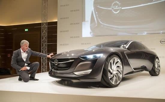 photo 4: 新世代Opel Astra 預計2015年推出