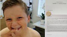 Seriously Awesome Dad Has a Genius Solution for Getting His Son to Brush His Teeth
