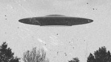 Britain's UFO 'X-Files' are released by the Ministry of Defence - but there's a catch