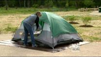 County Taking Camp Ground Reservations