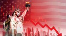 La economía de EEUU se contrajo un 4,8% en el primer trimestre por la pandemia
