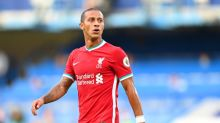 Thiago Alcantara could 'play in his slippers' and is Liverpool's new Xabi Alonso, says Peter Crouch