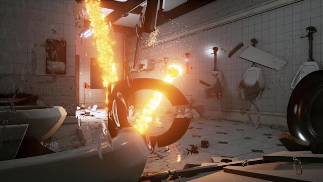 'Dangerous Golf' is a crazy game from the creators of 'Burnout'