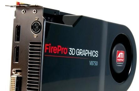 ATI's $1,800 2GB FirePro V8750 GPU introduced and reviewed