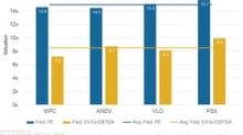 Valuations Refined: MPC Sees a Discount while ANDV, VLO Rise