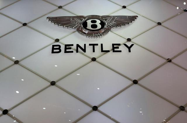 Bentley is the latest luxury car maker committing to EVs
