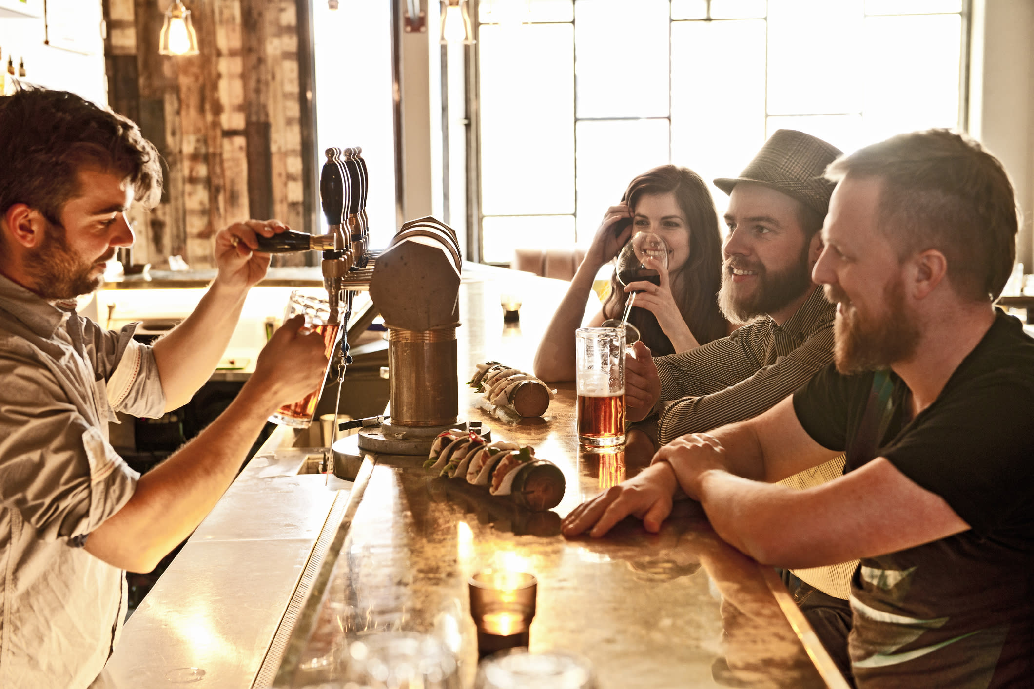 Your mate doesn't actually want to shout you drinks. Here's why