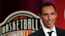 Nets hire Hall of Fame point guard Steve Nash as coach