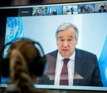 U.N. chief warns world facing 'generational catastrophe' on education