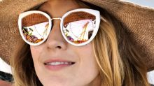 Blake Lively Still Looks Great Even With 'Clumpy Sunscreen' on Her Face -- See the Silly Pic!