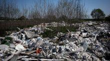 Yvelines: Comment les 38.000 m³ de «la mer de déchets» vont être déblayés
