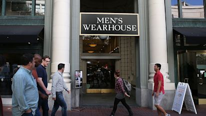 Tailored Brands plummets 25 percent after missing revenue expectations
