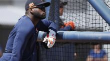 Yordan Alvarez 'very close' to returning to Astros