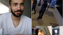 Police are investigating an alleged mugging and assault caught on a YouTuber's livestream