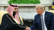 Trumps Kniefall: Wie der US-Präsident sich im Fall Khashoggi entwürdigt