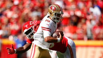 Chiefs LB: Garoppolo can only blame himself