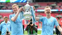 De Bruyne not worried by Champions League failure after Manchester City treble win