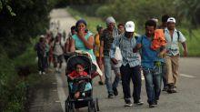 Esto es lo que pasará con la caravana migrante cuando llegue a la frontera de EEUU