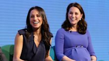 Meghan Markle is getting treated by the royal family in a way that Kate Middleton never was