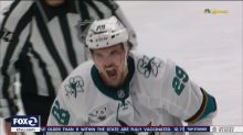 San Jose Sharks player known for his skills on ice and support for gay rights