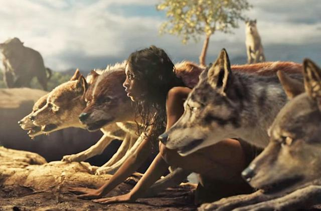 Andy Serkis' 'Mowgli' film is coming to Netflix in 2019