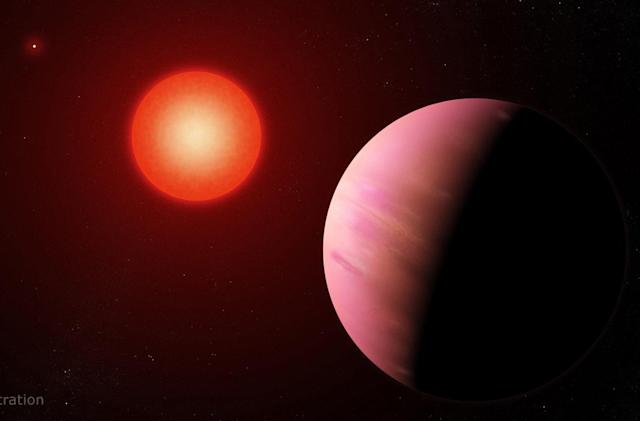 Citizen astronomers discover new planet that NASA algorithms missed
