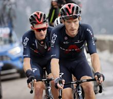 Giro d'Italia: 'I give everything for the team when I can' says Rohan Dennis