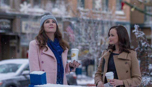 What's on your TV: 'Gilmore Girls,' '3%'
