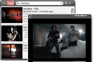 Widget Watch: YouTube